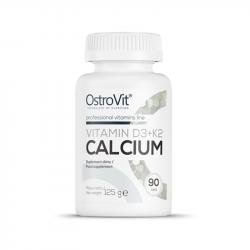 Ostrovit Calciu + D3 + K2 90 tablete