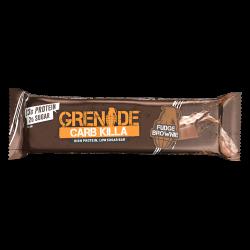 Baton Proteic Grenade Carb Killa Prăjitură Negresă 60g