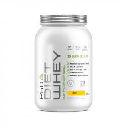 PhD Diet Whey Protein Banane 500g