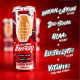 Bautură Energizantă Grenade Energy Cherry Bomb 330ml