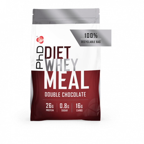 PhD Diet Whey Lean MRP Ciocolată 770g