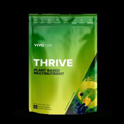 Vivo Thrive Living Multinutrient aromă de Afine și Lucuma 240g