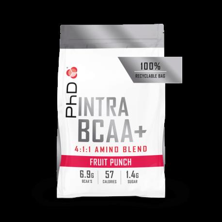 PhD Intra BCAA+ Mix de fructe 450g