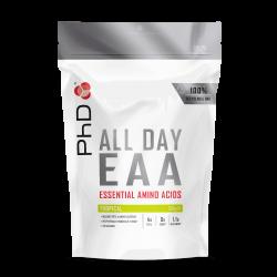 Aminoacizi PhD All Day EAA Aromă Tropical 300g