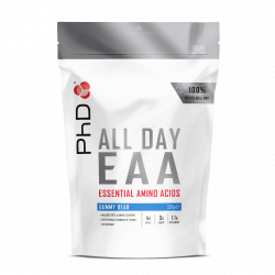 Aminoacizi PhD All Day EAA Aromă Gummy Bear 300g