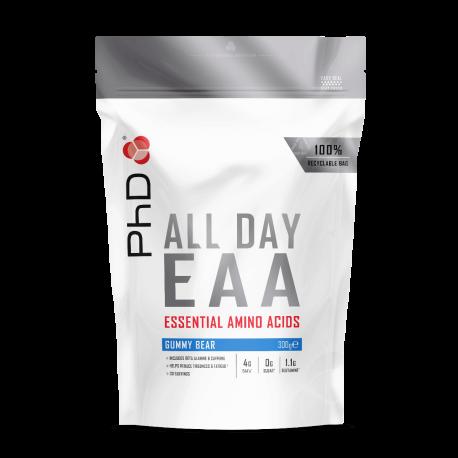 Aminoacizi PhD All Day EAA Gummy Bear 300g