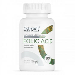 OstroVit Folic Acid 90 tablete