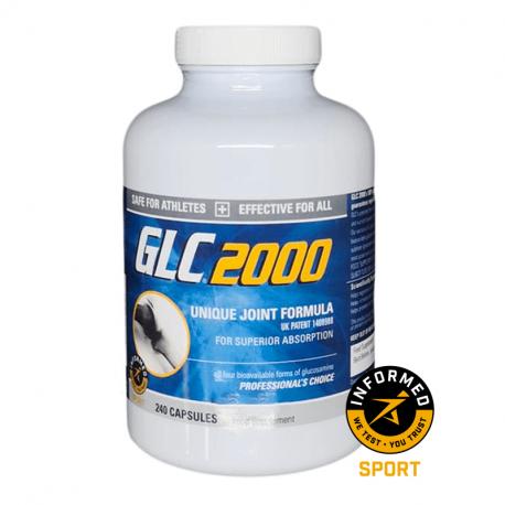 GLC2000 – Supliment pentru Refacerea și Susținerea Articulațiilor