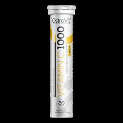 OstroVit Vitamina C Efervescentă 1000mg 20 Tablete