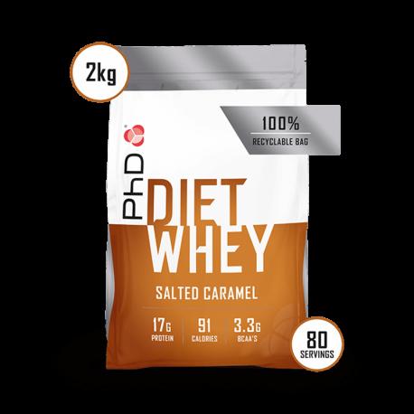Phd Diet Whey Protein Caramel Sărat 2kg