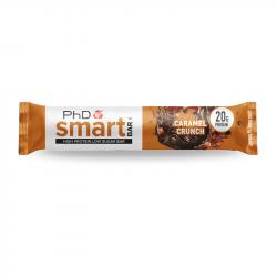 Baton Proteic PhD Smart Bar Caramel Crunch 64g
