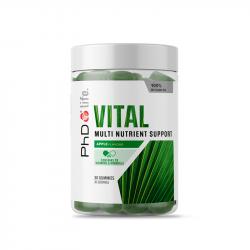 PhD Complex de Nutrienți Life VITAL 30 jeleuri
