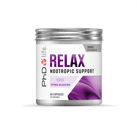 PhD Suport Nootropic Life RELAX 60 capsule