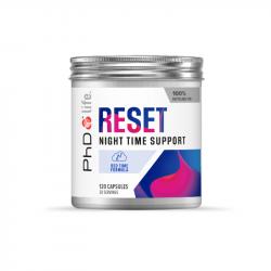 PhD Life RESET Formula Pentru Somn 60 capsule
