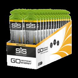 Cutie 30 Geluri SiS Go Isotonic Energy Gel Măr 60ml