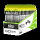 Cutie 30 Geluri SiS Go Energy + Electrolyte Gel Lămâie și Mentă 60ml