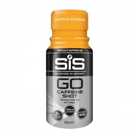 SiS Go Caffeine Shot Tropical 60ml