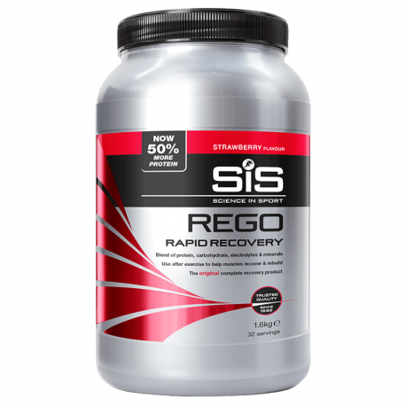 SiS Rego Rapid Recovery Căpșuni 1.6kg