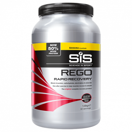 SiS Rego Rapid Recovery Banane 1.6kg