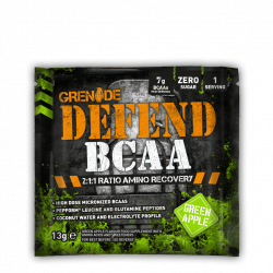 Grenade Defend BCAA Sample Măr Verde
