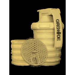 Grenade Shaker Auriu 600ml