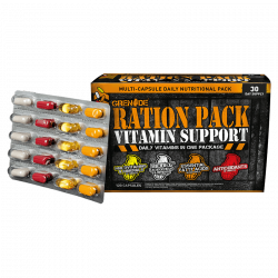 Grenade Ration Pack Complex Multivitamine