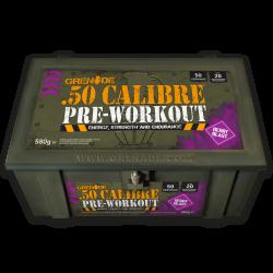 Grenade .50 Calibre Fructe de Pădure 580g
