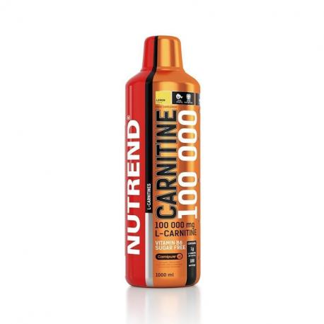 Nutrend L-Carnitină Lichidă 1000mg Aromă de Portocale 1l