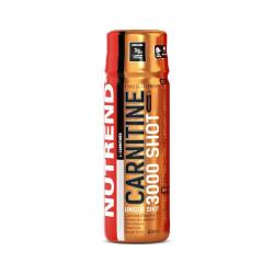 Nutrend L-Carnitină Shot 3000mg Aromă de Portocale 60ml