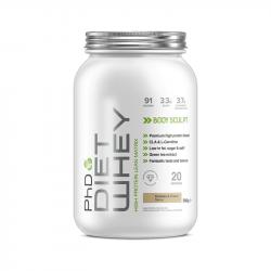 PhD Diet Whey Protein Biscuiți și Frișcă 500g