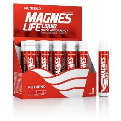 Cutie 10 Fiole Nutrend MagnesLife Magneziu Lichid 250mg