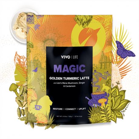 Vivo Magic Golden Turmeric Latte