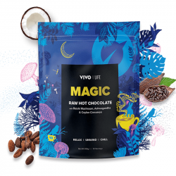 Vivo Magic Raw Hot Chocolate 120g