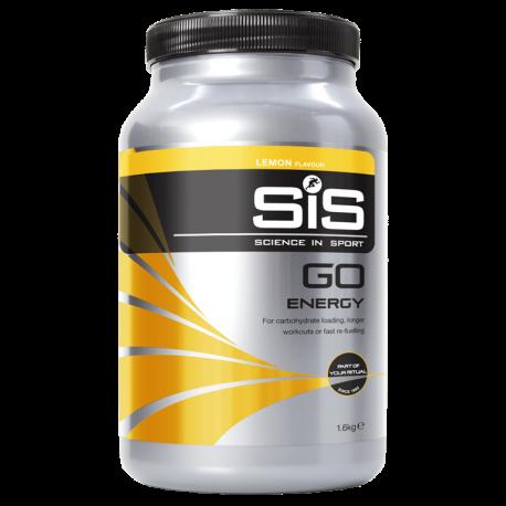 SiS Go Energy Lămâie 1.6kg