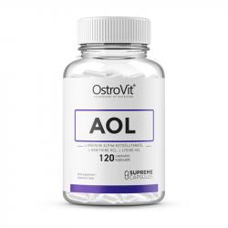 OstroVit AOL - Arginină, Ornitină, Lizină - 120 caps