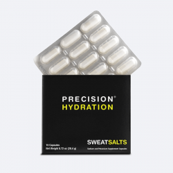 Precision Hydration Capsule cu electroliți - PH SweatSalts 15 capsule
