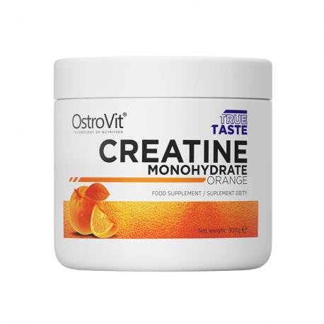 OstroVit Creatină Monohidrat - Portocale 300g