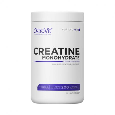 OstroVit Creatină Monohidrată Fără Aromă 500g